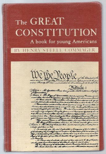 9780027242003: Great Constitution