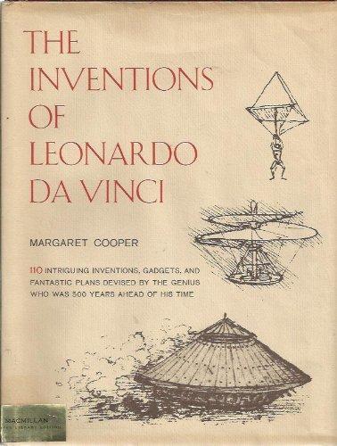 9780027244908: Inventions of Leonardo Da Vinci