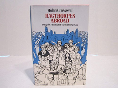 9780027253900: Bagthorpes Abroad: Being the Fifth Part of the Bagthorpe Saga