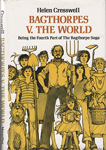 9780027254204: Bagthorpes V. the World: Being the Fourth Part of the Bagthorpe Saga
