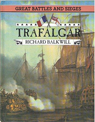 9780027263268: Trafalgar (Great Battles and Sieges)