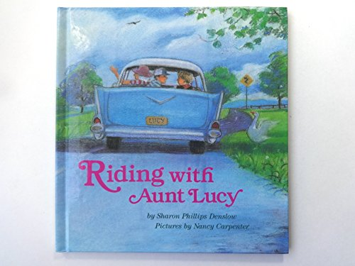 9780027286861: Riding with Aunt Lucy