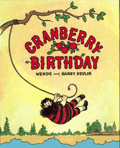 9780027292107: Cranberry Birthday