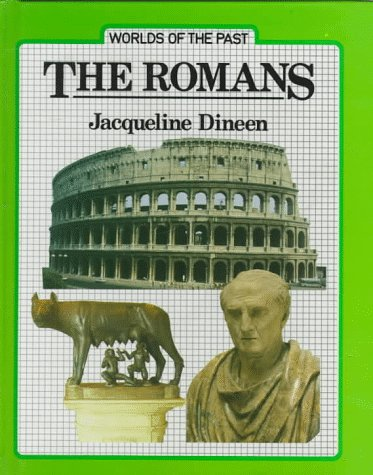 9780027306514: The Romans (Worlds of the Past)