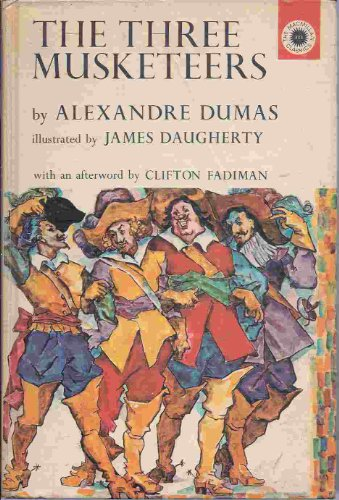 The Three Musketeers: Alexandre Dumas