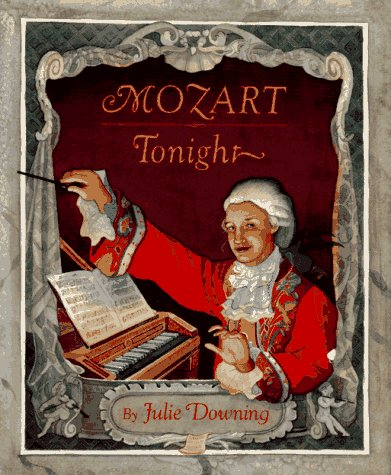 9780027328813: Mozart Tonight