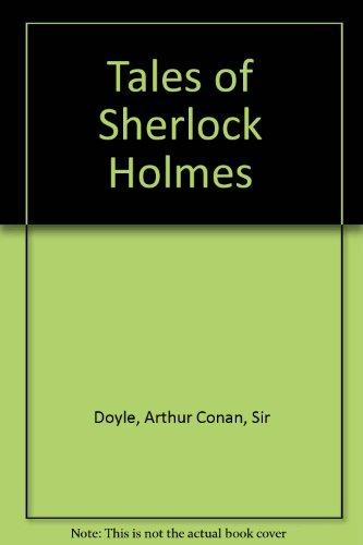 9780027329209: Tales of Sherlock Holmes (MacMillan Classics)