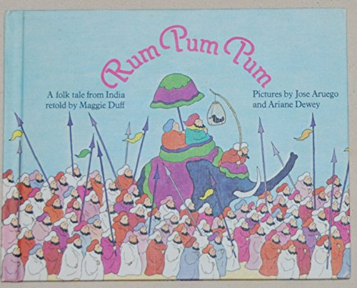9780027329506: Rum Pum Pum: A Folk Tale from India