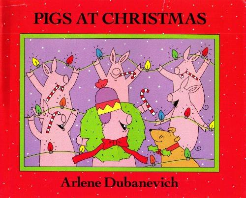 9780027331608: Pigs at Christmas