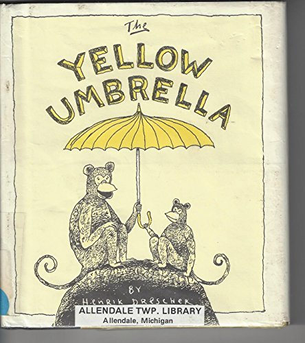 9780027332407: The Yellow Umbrella