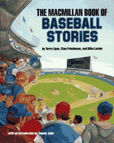 9780027332803: Macmillan Book of Baseball Stories