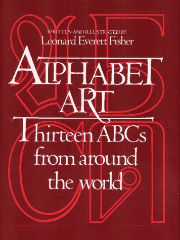 9780027352306: Alphabet Art