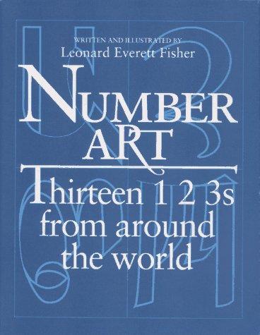 9780027352405: Number Art