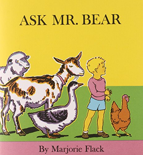 9780027353907: Ask Mr. Bear