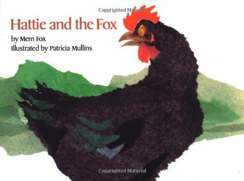 9780027354706: Hattie and the Fox