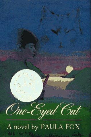 9780027355406: One-Eyed Cat: A Novel