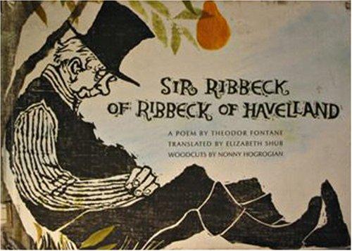 9780027356304: Sir Ribbeck of Ribbeck of Havelland