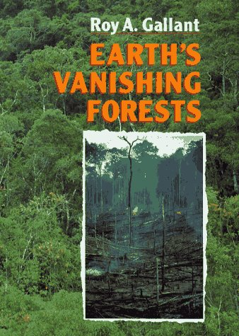 9780027357745: Earth's Vanishing Forests