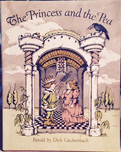 9780027358001: The Princess and the Pea: From a Story by Hans Christian Andersen