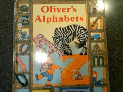 9780027359961: Oliver's Alphabets