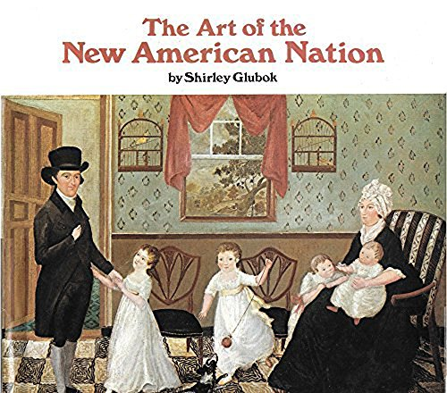 9780027361407: The Art of the New American Nation