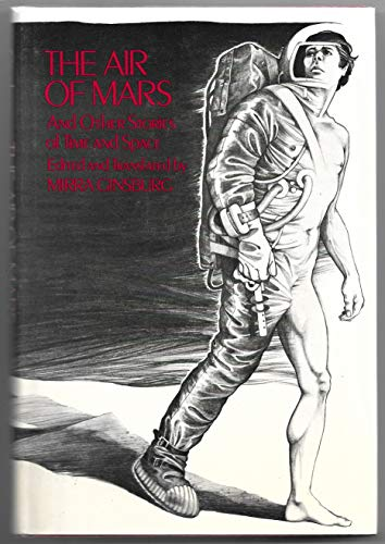 9780027361605: The Air of Mars, and Other Stories of Time and Space
