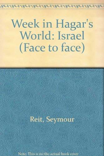 9780027362107: Week in Hagar's World: Israel