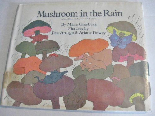 9780027362404: Mushroom in the rain