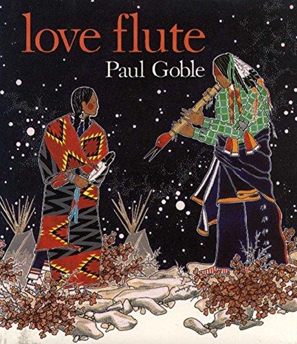 Love Flute: Paul Goble