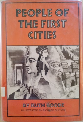 9780027364309: People of the First Cities