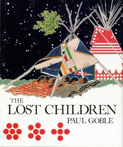 The Lost Children: The Boys Who Were Neglected (9780027365559) by Goble, Paul