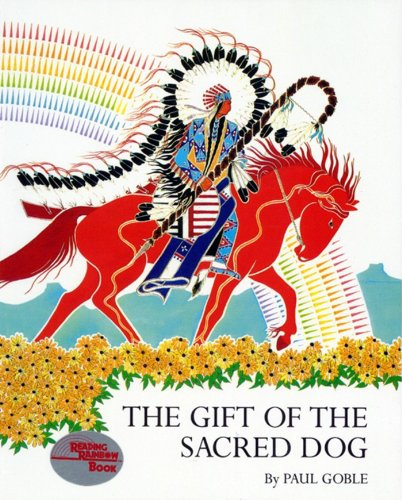 9780027365603: Gift of the Sacred Dog, The