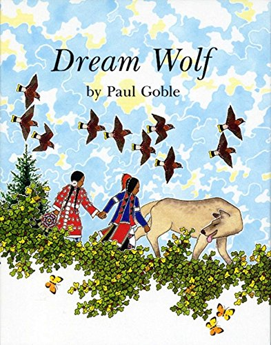Dream Wolf: Paul Goble