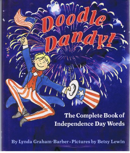 9780027366754: Doodle Dandy: The Complete Book of Independence Day Words