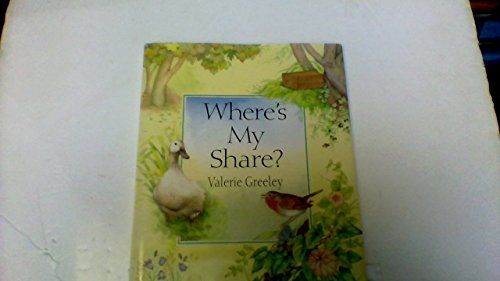 9780027367614: Where's My Share?