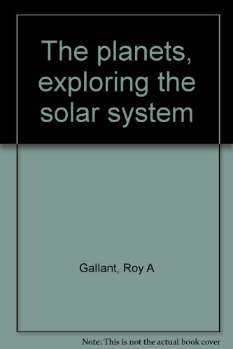 9780027369304: The planets, exploring the solar system