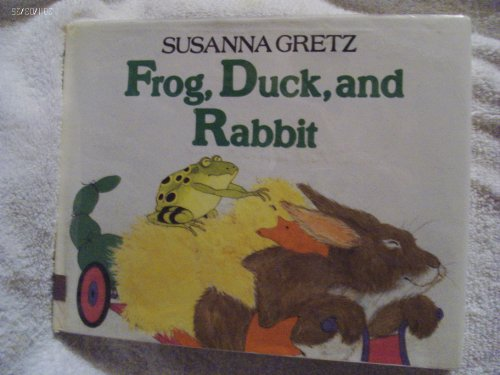 9780027373271: Frog Duck & Rabbit