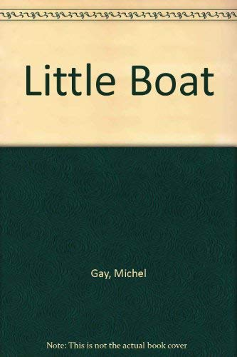 9780027375503: Little Boat (English and French Edition)