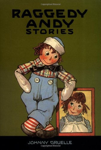 9780027375862: Raggedy Andy Stories: Introducing the Little Rag Brother of Raggedy Ann