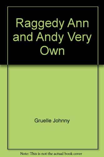 9780027376203: Raggedy Ann and Raggedy Andy's Very Own Fairy Stories