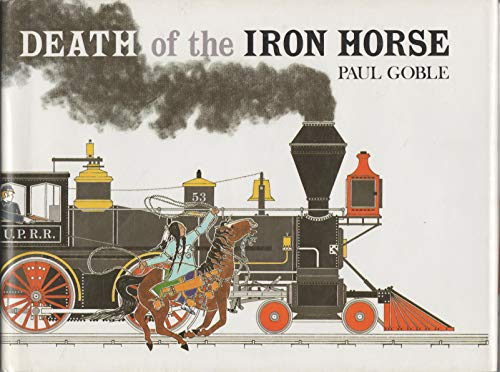 9780027378306: Death of the Iron Horse