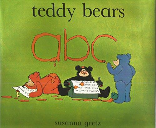 9780027381306: Teddy Bear's ABC