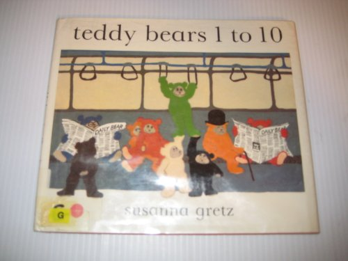 9780027381405: Teddy Bears 1 to 10