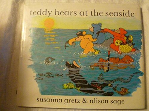 9780027381412: Teddy Bears at the Seaside