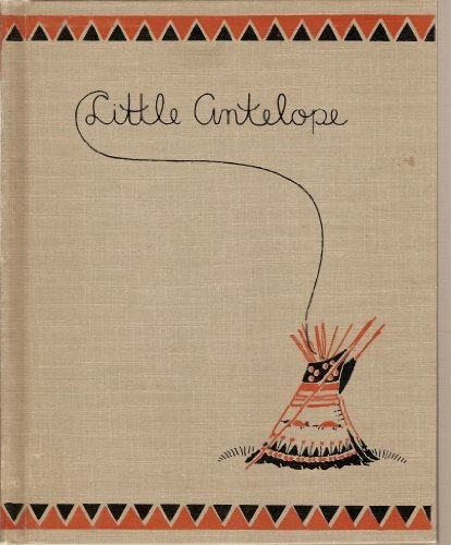 little antelope an indian for a day: hader berta and