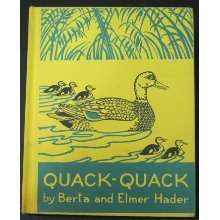 9780027402506: Quack Quack: The Story of a Little Wild Duck