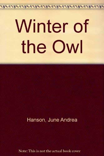 9780027425307: Winter of the Owl