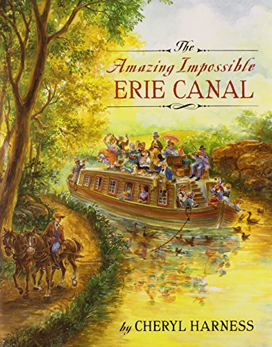 9780027426410: The Amazing Impossible Erie Canal