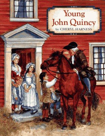 9780027426441: Young John Quincy