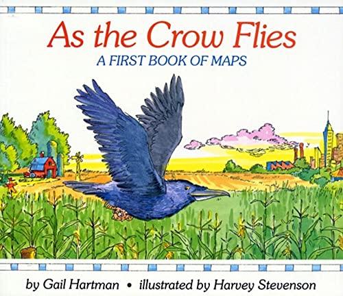 9780027430059: As the Crow Flies